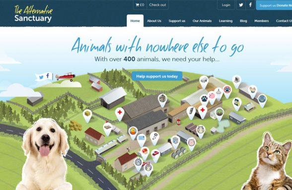 Alternative Animal Sanctuary - Luton