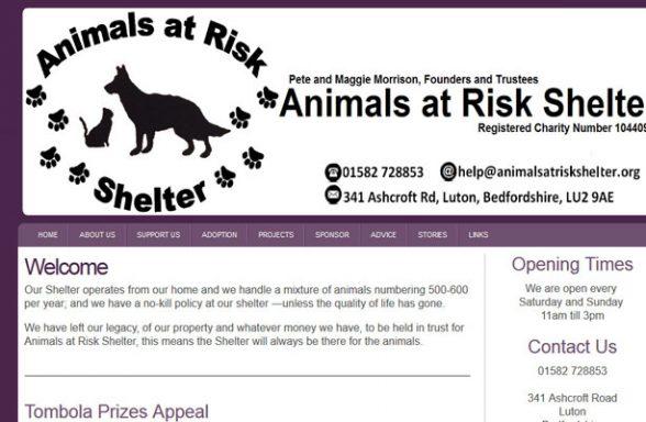 Animals at Risk Shelter - Luton
