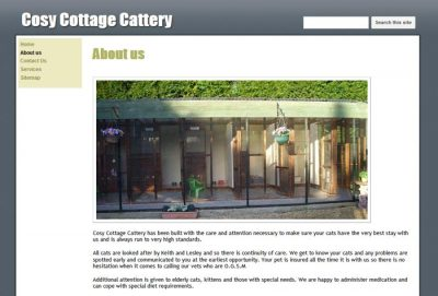 Cosy Cottage Cattery
