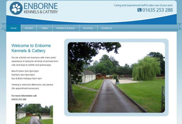 Enborne Kennels and Cattery