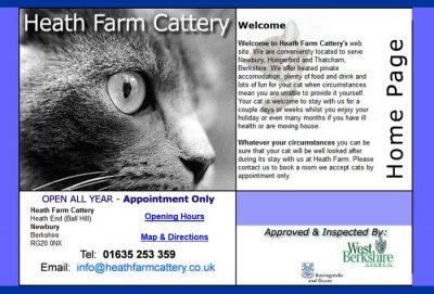 Heath Farm Cattery