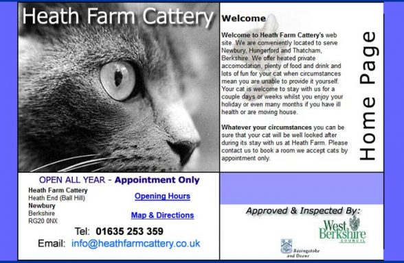 Heath Farm Cattery