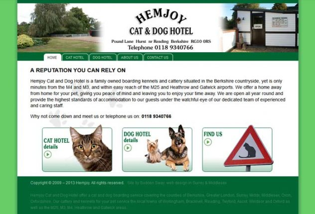 Hemjoy Cat and Dog Hotel