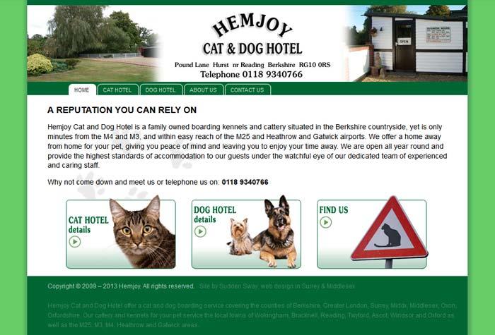 Hemjoy Cat Dog Hotel