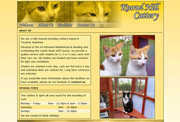 Knowl Hill Cattery