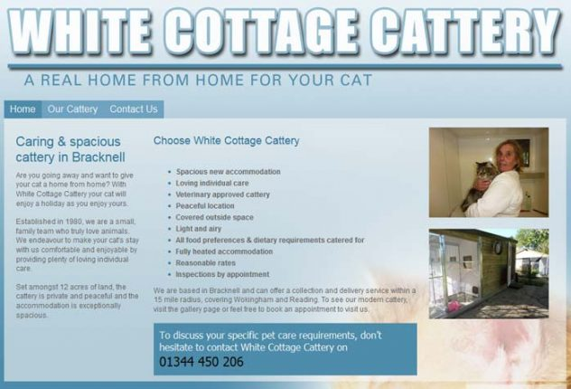 White Cottage Cattery