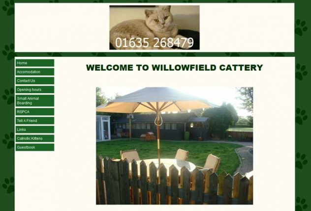 Willowfield Cattery