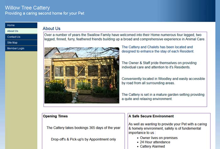 Willow Tree Cattery