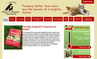 Holly Hedge Animal Sanctuary - Bristol