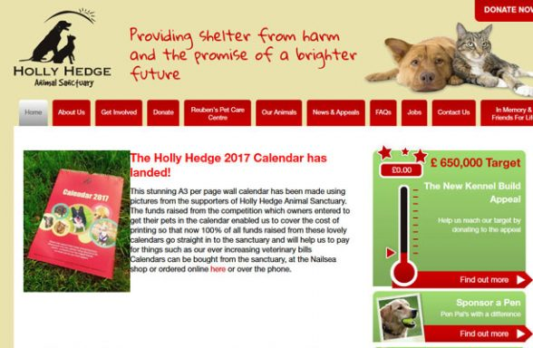Holly Hedge Animal Sanctuary - Bristol