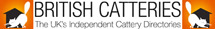 British Cattery Directory Mobile Logo