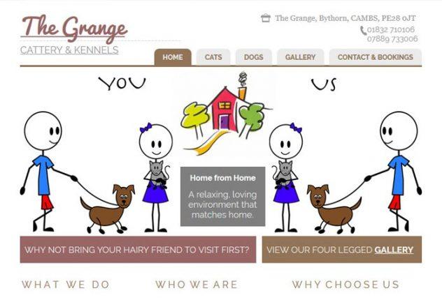 The Grange Cattery