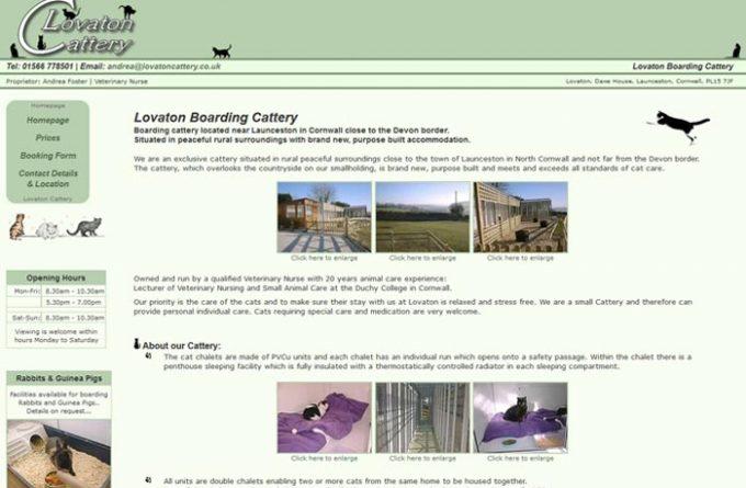 Lovaton Boarding Cattery
