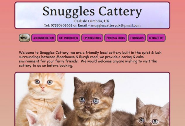 Snuggles Cattery
