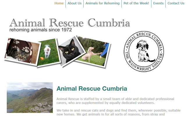 Animal Rescue Cumbria - Kendal