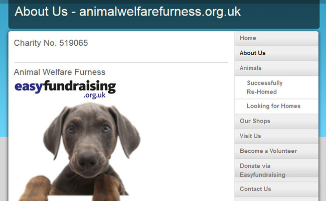 Animal Welfare (Furness) - Barrow-In-Furness