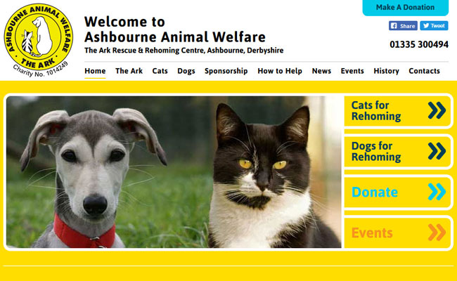 Ashbourne Animal Welfare - Ashbourne