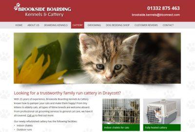 Brookside Boarding Kennels & Cattery