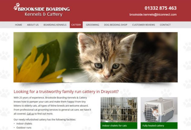 Brookside Boarding Kennels and Cattery