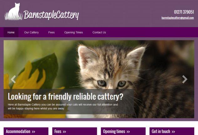 Barnstaple Cattery