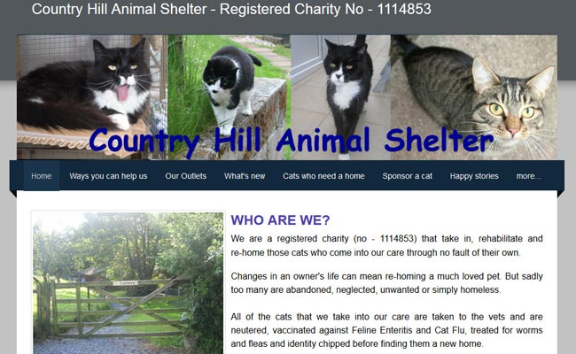 Country Hill Animal Shelter - Kingsbridge