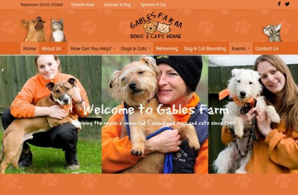 Gables Farm Dogs and Cats Home - Plymouth