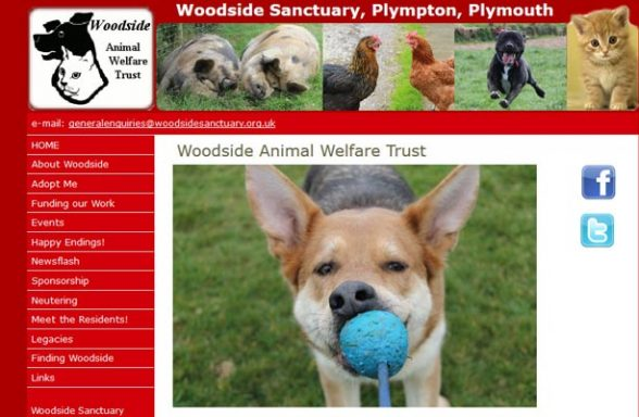 Woodside Sanctuary - Plymouth