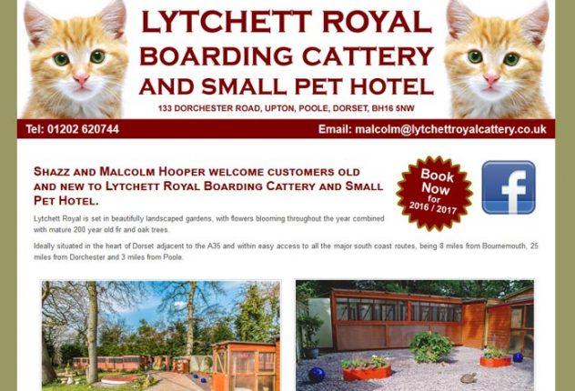 Lytchett Royal Boarding Cattery