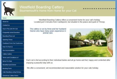 Westfield Boarding Cattery