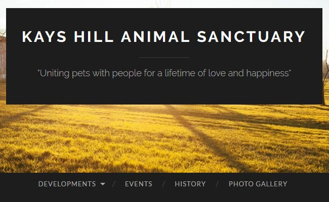 Kays Hill Animal Sanctuary - Bishop Auckland
