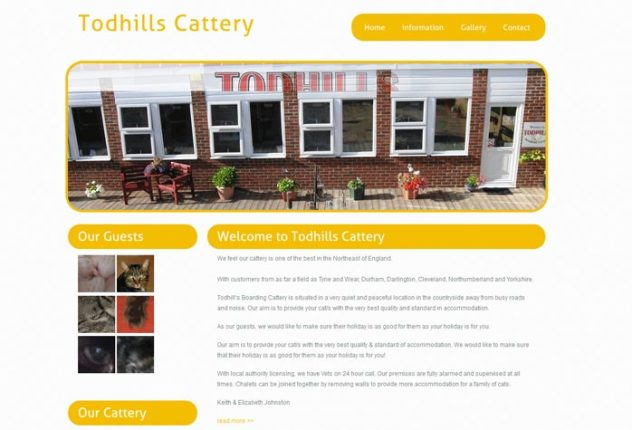 Todhills Boarding Cattery