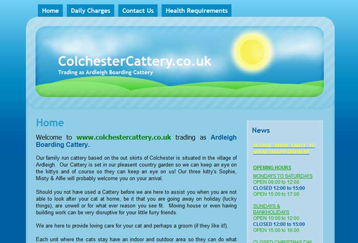 Ardleigh Boarding Cattery