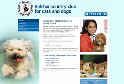 Bali-Hai Country Club For Cats