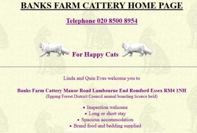 Banks Farm Cattery