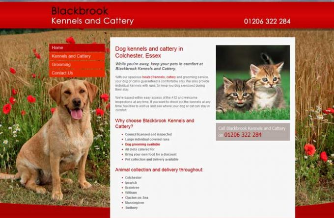 Blackbrook Kennels and Cattery