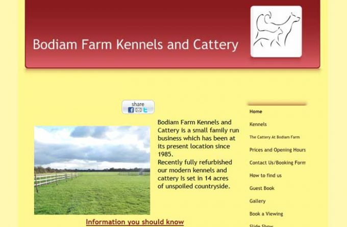 Bodiam Farm Kennels