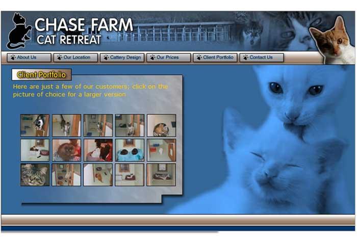 Chase Farm Cat Retreat