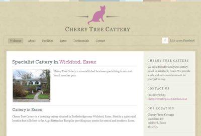 Cherry Tree Cattery