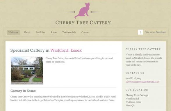 Cherry Tree Cattery