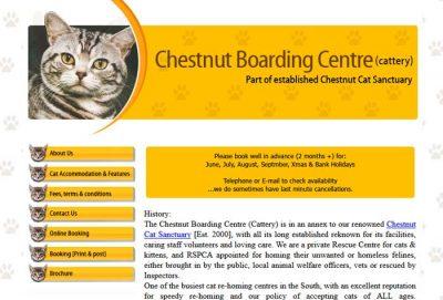 Chestnut Boarding Centre