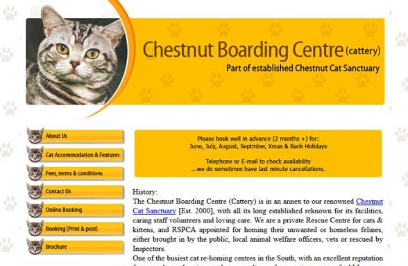 Chestnut Boarding Centre