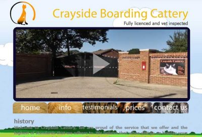 Crayside Boarding Cattery
