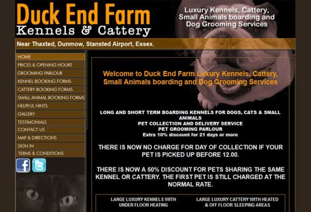 Duck End Farm Kennels and Cattery