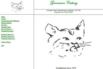 Greenacre Cattery
