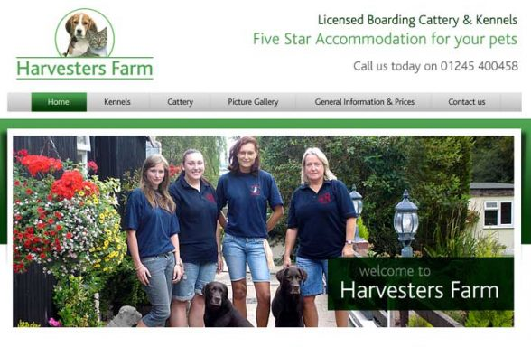 Harvesters Farm Cattery and Kennels
