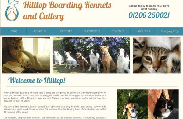 Hilltop Boarding Kennels and Cattery