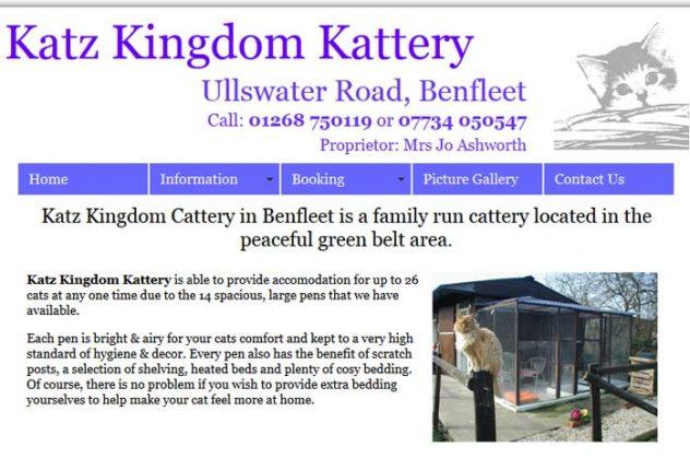 Katz Kingdom Cattery