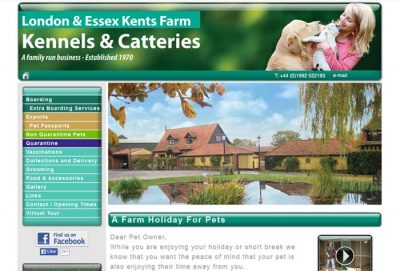 Kents Farm Kennels and Catteries