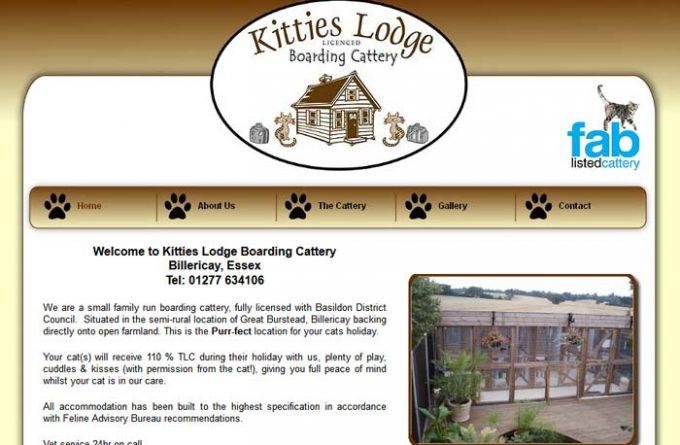 Kitties Lodge Boarding Cattery