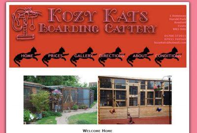 Kozy Kats Boarding Cattery